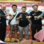Lifeng Shen takes down Johnny Chan to win APT Korea 2013