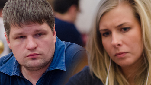 Rybin and Nikitina Emerge As Serious Candidates After Day 2 of bwin WPT Merit Cyprus Classic