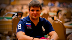 Alexey Rybin Leads For the Third Consecutive Day at WPT Cyprus