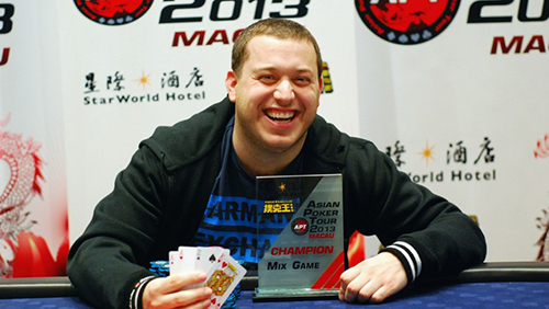APT Final Table Romance Mix-Up: Marvanek Rolls It Up