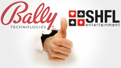Investing The Hard Way: The Bally-SHFL Merger