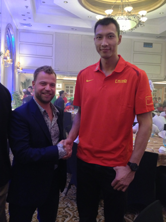FIBA Asia Championship Opening Gala and Players Dinner