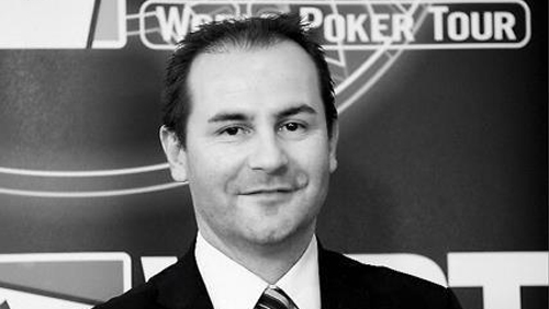 The Multi-Lingual WPT Tournament Director Christian Scalzi
