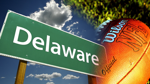 Delaware Sports Betting Sites Double NFL Parlay Outlets