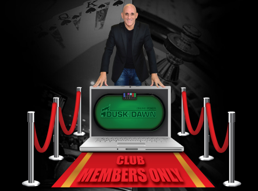 Dusk Till Dawn Launch Online Club Cash Games