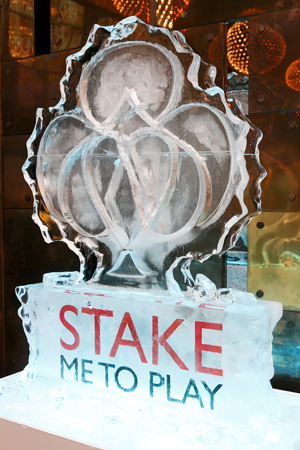 Glitz and Glamour as Stake Me to Play Launches