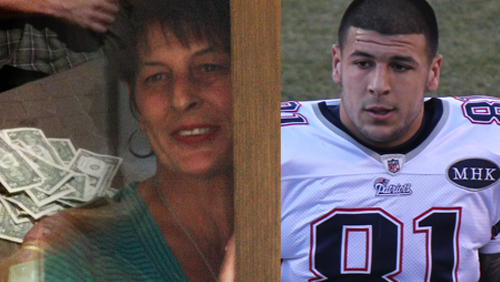 Aaron Hernandez Mother Terri Worked At Sports Betting Ring