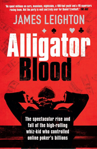 James Leighton's Alligator Blood Book Review