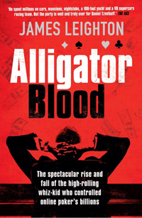 An Interview With Alligator Blood Author James Leighton