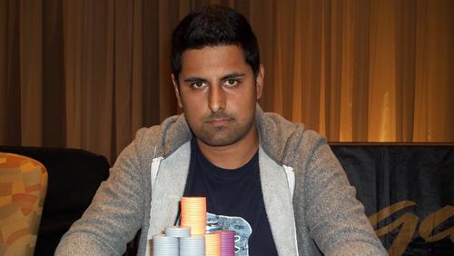 Mukul Pahuja Leads the Final 21 at The Seminole Hard Rock Poker Open $10 Million Guarantee
