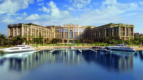 Versace hotel to join SJM resort in Macau