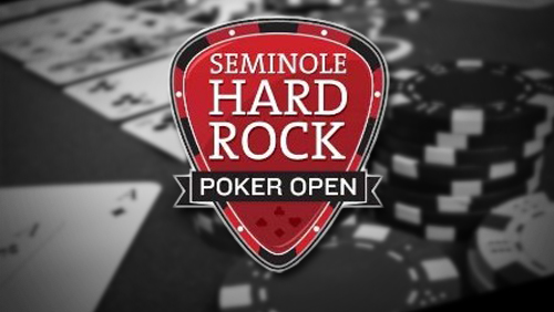 High-stakes gamblers have brought big money and big action to Seminole Hard Rock Poker Open.