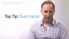 SEO Tip of the Week: Trust Factors