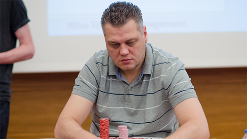 Sergey Rybachenko: The Gentle Giant