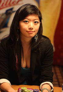 A Female Poker Perspective: Xuan Liu