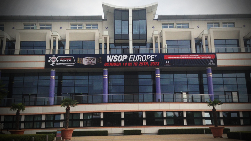 7th Annual WSOP Europe Offering 50+ Events October 11-25 in Paris