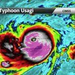 Typhoon Usagi could derail Macau's September revenue numbers