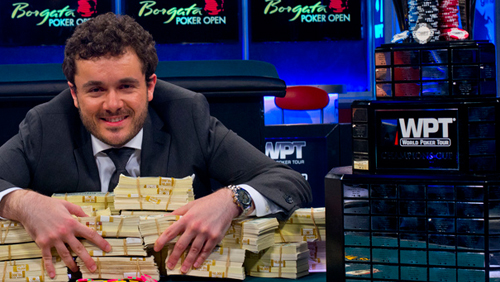 World Poker Tour Borgata Poker Open: Zinno Pips Selbst to the Title