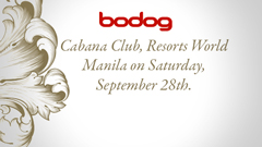 Bodog Gaming Conference and Party