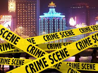 Casino crime casino craps play