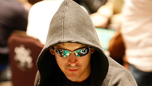 Phil Laak Still in The Hunt at the World Poker Tour Legends of Poker