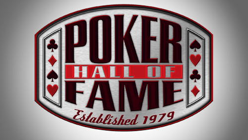 Poker Hall of Fame Finalists Announced
