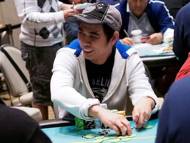 World Poker Tour Borgata Poker Open Day 1A: Cong Pham Leads