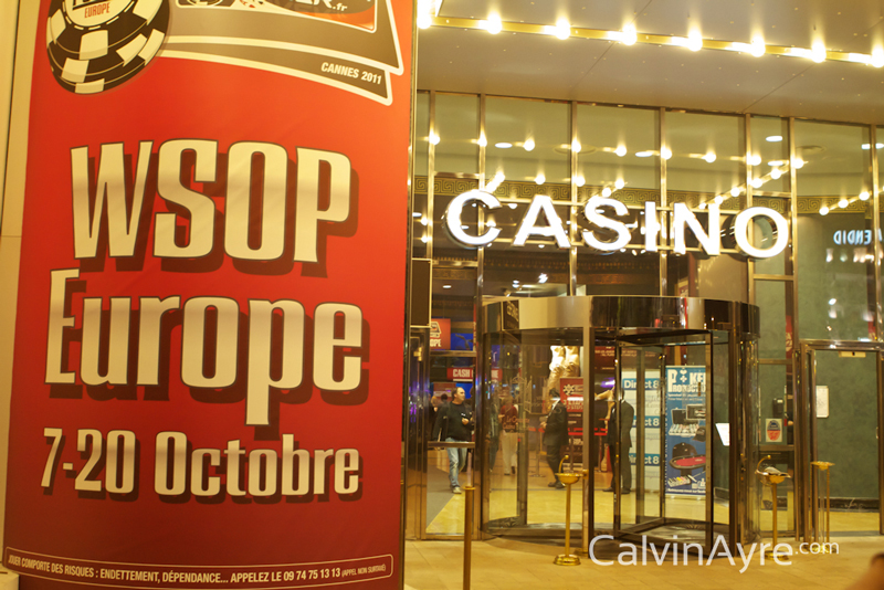 World Series of Poker Europe: A Trip Down Memory Lane