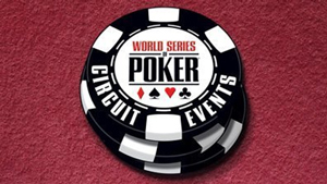 World Series of Poker Circuit Biloxi News; Caesars Mega Beat Progressive Jackpot Spills $727,700