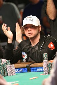 World Series of Poker Circuit Event #5 Winner: Ylon Schwartz