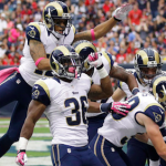 Vegas wins on Rams' rout of Texans, lose on Cowboys' win over Redskins
