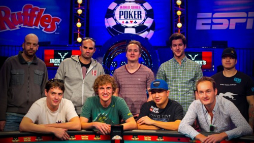 Dealer's Choice: Catching Up With The 2013 WSOP November Nine