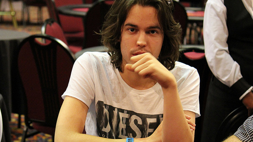 World Series of Poker Europe: Dominik Nitsche Leads Day Two of the €10,450 Main Event
