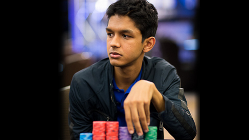 European Poker Tour London £5,250 Main Event: Dhru Patel Leads Day 1A
