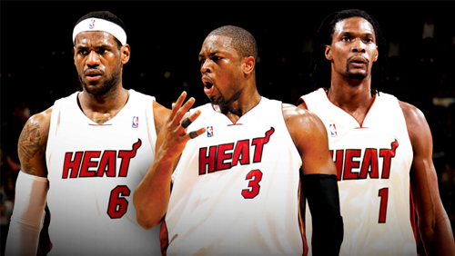 Miami Heat favored to three-peat in the coming NBA season
