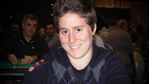 PartyPoker Premier League VII: Vanessa Selbst Joins The Party