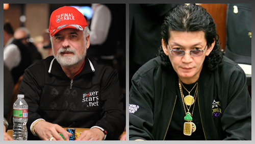 Poker Hall of Fame: Tom McEvoy and Scotty Nguyen Make The Grade