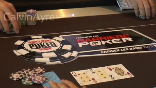 Poker Pros on New Jersey Legislation
