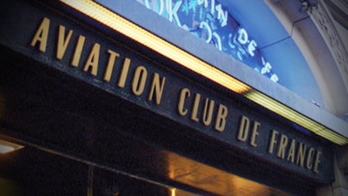 Poker Writer Confessions: The Aviation Club de France