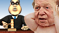Adelson loses libel suit against Jewish Dems; EuroVegas may get a (smoke) break