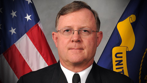 The U.S Strategic Command Demote Vice-Admiral Timothy Giardina After Casino Scam