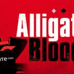 Win a Signed Copy of James Leighton's Alligator Blood