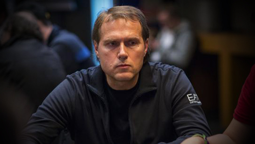 World Series of Poker Europe: Andrei Konopelko Leads Event #5: €2,200 No-Limit Hold'em