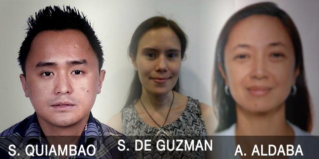 Arleen Aldaba Joins Sylvia De Guzman & Edwin Quiambao on 2nd Gustafsson Indictment