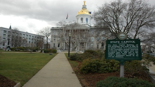 New Hampshire re-opens expanded gambling talks