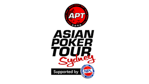 Asian Poker Tour partners with National Poker League for APT Sydney 2013