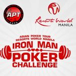 APT-RWM IRON MAN POKER CHALLENGE SET TO BREAK A GUINNESS WORLD RECORD IN DECEMBER