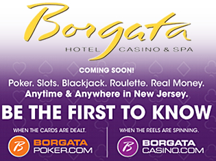 Borgata online gambling sign up