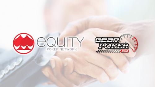 Equity Poker Network Partners with GearPoker