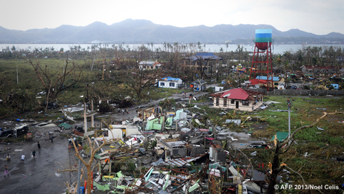 Typhoon Haiyan, Help the Relief Effort